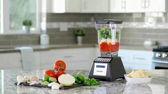 Make more than just smoothies in this powerful blender.