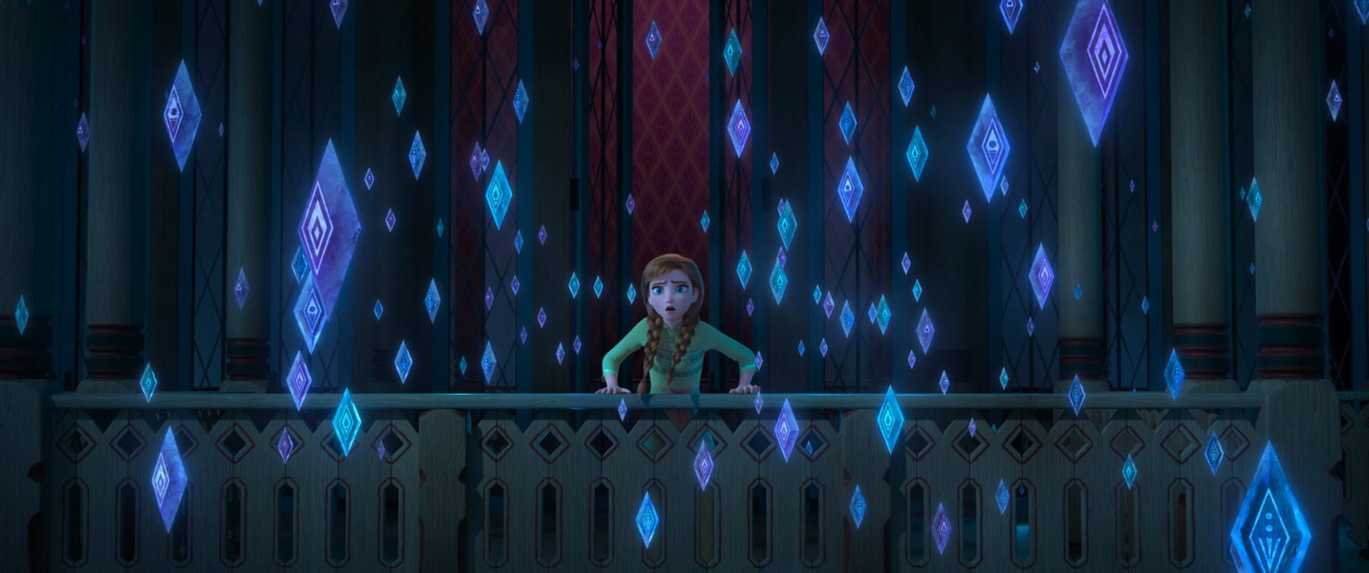 Frozen 2 Anna Elsa Kristoff And Olaf Face Existential Crises