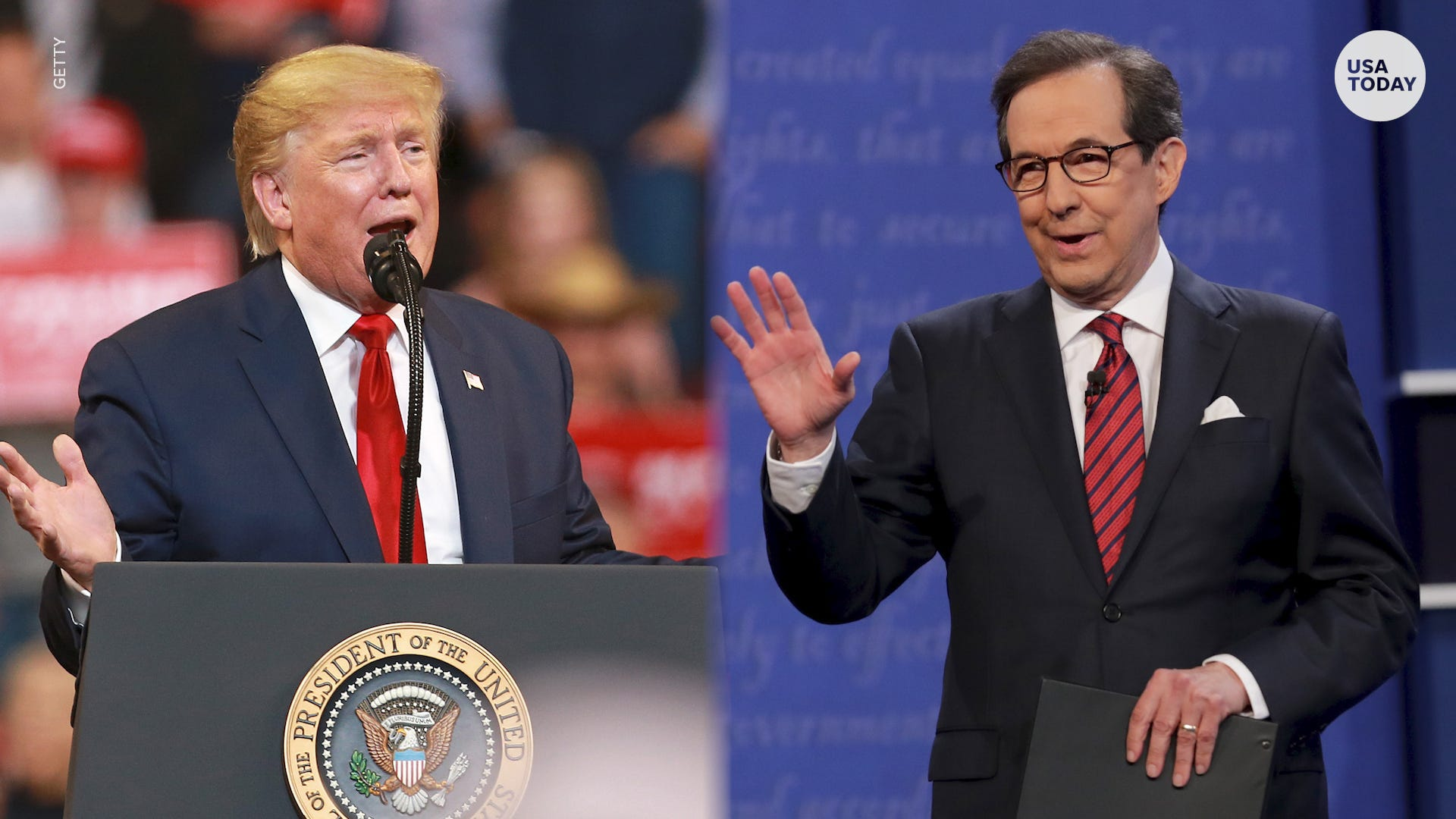 Chris Wallace S Initial Reaction To Trump Biden Debate This Is Great