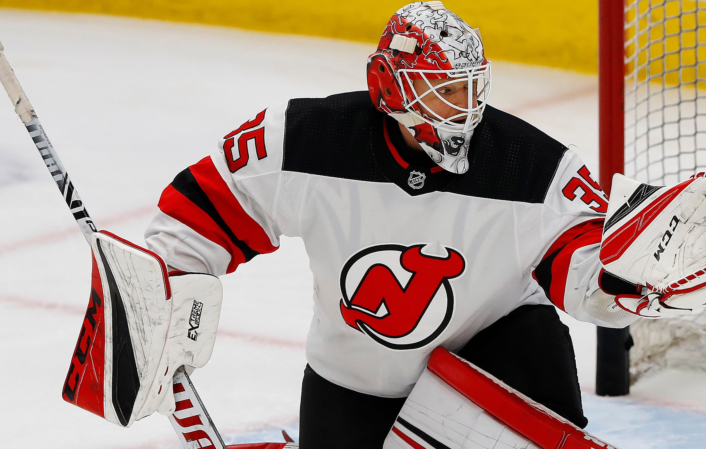 Cory Schneider: New Jersey Devils goalie placed on waivers