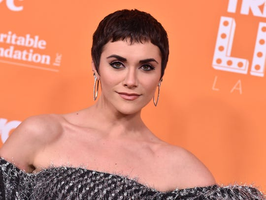 Disney Channel actress Alyson Stoner is opening up about her.