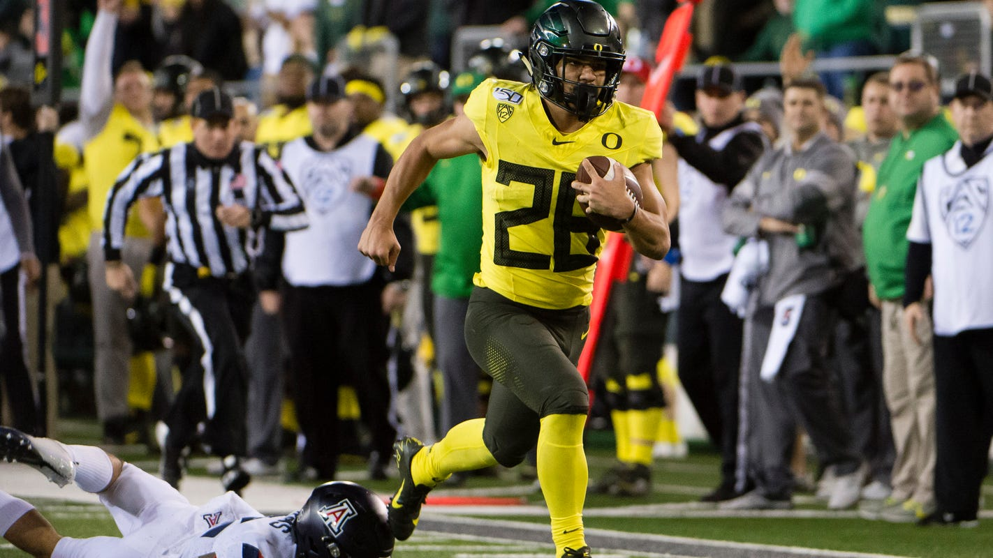 Pac-12 power rankings: Oregon, Utah continue winning on way to conference title game