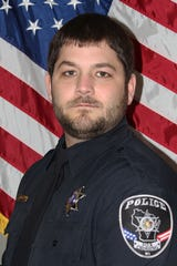Officer Corey J. Colburn of Fox Crossing Police Department