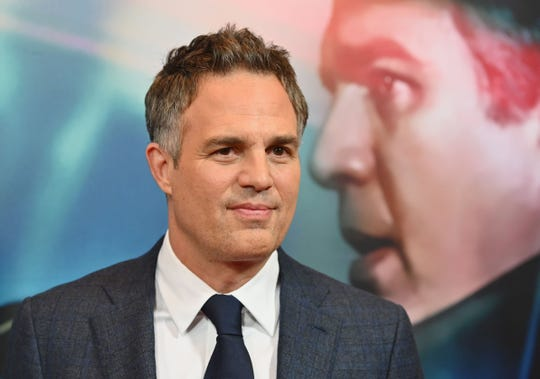 """Mark Ruffalo attends the """"Dark Waters"""" New York premiere at Walter Reade Theater on Nov. 12, 2019 in New York City."""