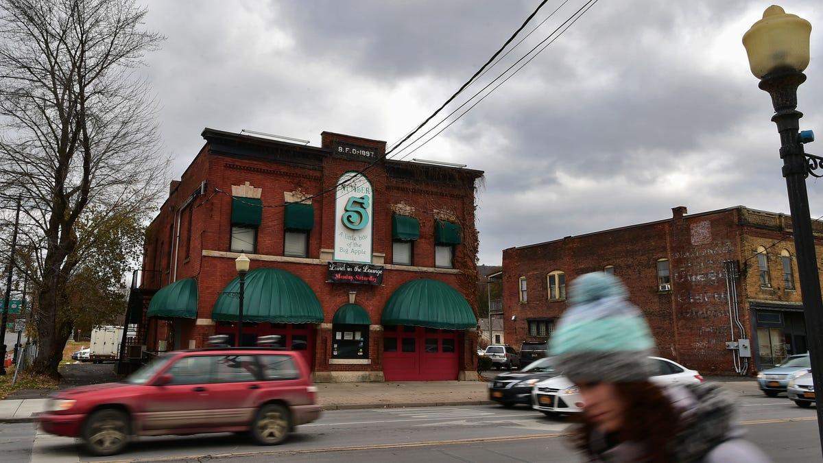 No. 5 Restaurant Binghamton Ny 2021 Christmas Party No 5 Restaurant Not Part Of Binghamton Developer S Plans