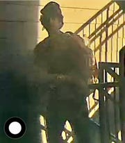 Corpus Christi Police are asking for assistance in identifying a man suspected of burglarizing an apartment building on the 5700 block of Curtis Clark on Oct. 23.
