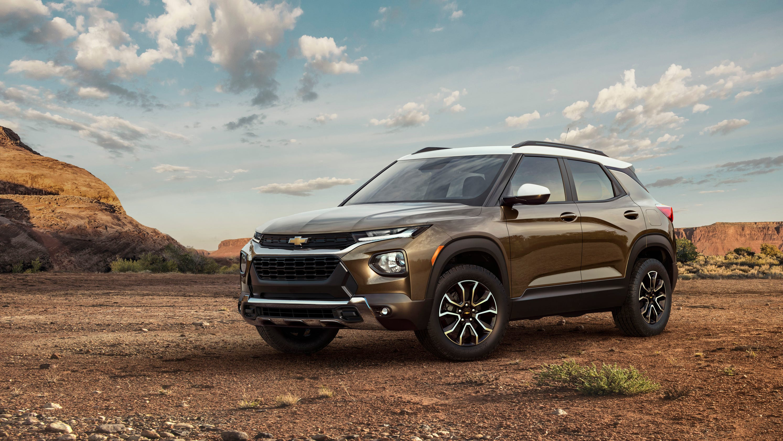 2021 Chevy Trailblazer SUV to start under $20,000