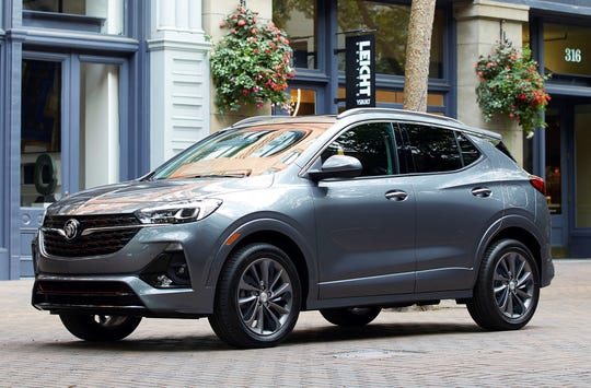 Buick reveals power, features of 2020 Encore GX compact SUV