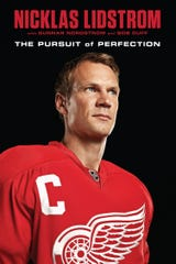 """Nicklas Lidstrom's book is called """"The Pursuit of Perfection"""""""