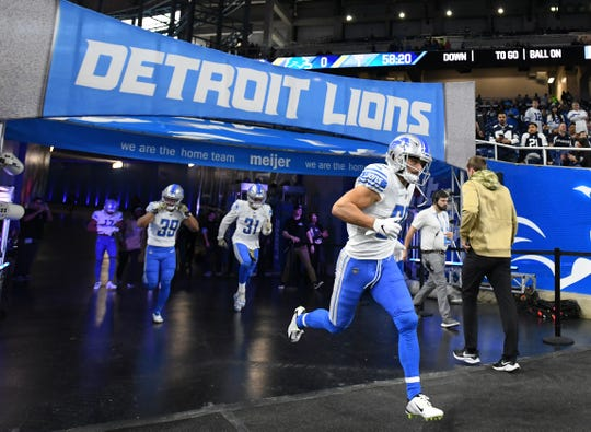 Danny Amendola and the Lions will take on Washington this weekend at FedEx Field.