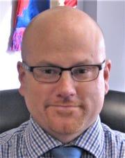 Steuben County Manager Jack Wheeler