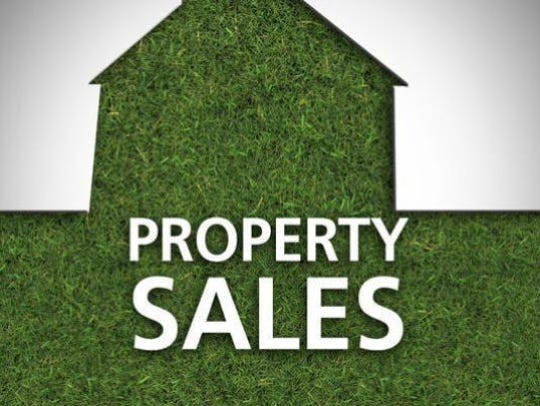 Property transfers from the Sandusky County Auditor's office.