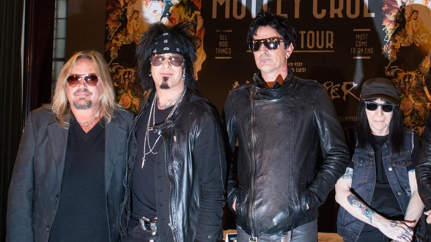 10 weird-but-true Indiana tales of Motley Crue as band returns to the road