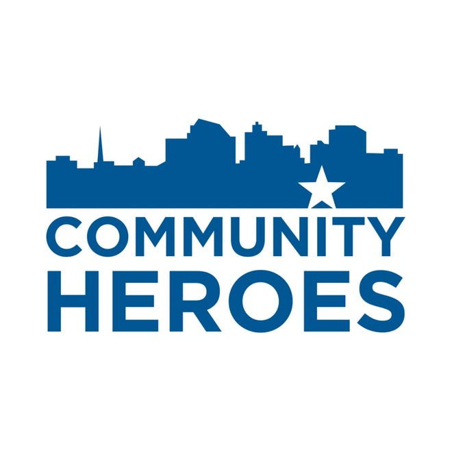 Community Heroes is a Clarion Ledger program that highlights often-unheralded members of our community who give of themselves to make life better for others.