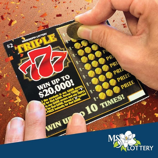 The Mississippi Lottery will begin selling scratch-off tickets on Monday, Nov. 25, 2019.