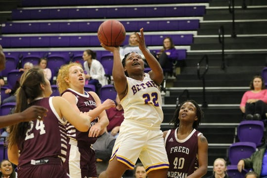 Bethel and Freed-Hardeman, who met in an early-season matchup earlier this month, will both be a part of the NAIA Invitational at Oman Arena on Nov. 29-30.