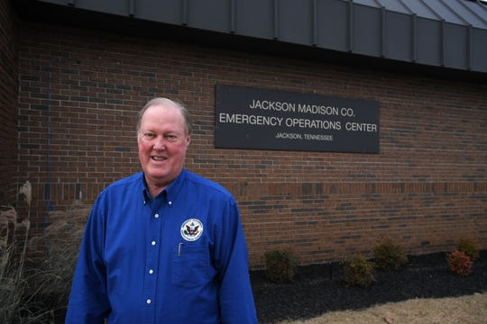 Marty Clements is retiring after serving 14 years as director of the Jackson-Madison County Emergency Management Agency.