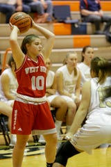 Kendall Devault is averaging 2.6 points per game for West Lafayette this season.