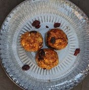 Cranberry Turkey Meatballs