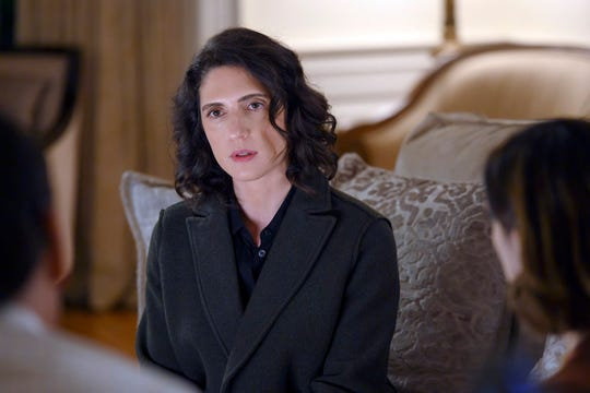 """Perfect Day"" Episode 110: Dalal Badr as Layla Hosmani"