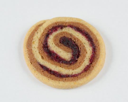 Cranberry Chai Swirls