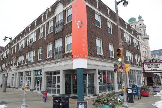 Crossroads Collective food hall, 2238 N. Farwell Ave., will lose two vendors in December but gain a new one.