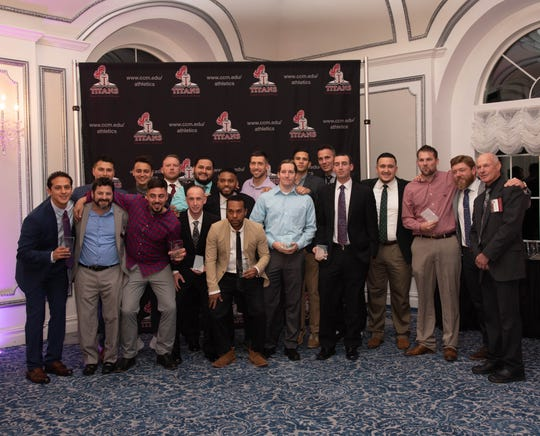 County College of Morris inducted the 2008 men's soccer team into the inaugural Athletic Hall of Fame class.