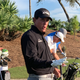 Golf great Phil Mickelson played Calusa Pines Golf Club in Naples on Monday, Nov. 18, 2019.