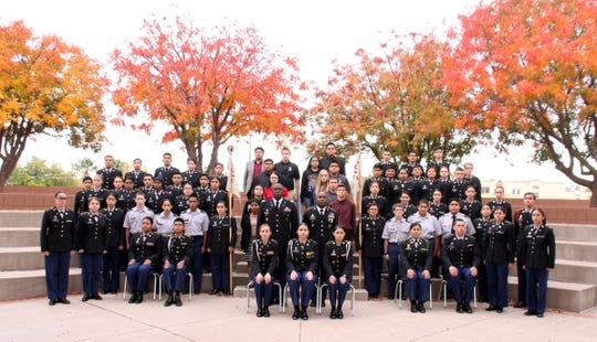 The Deming High School Wildcat Battalion of the Army JROTC has drawn over 90 cadets this school year - the most ever in the last five years.