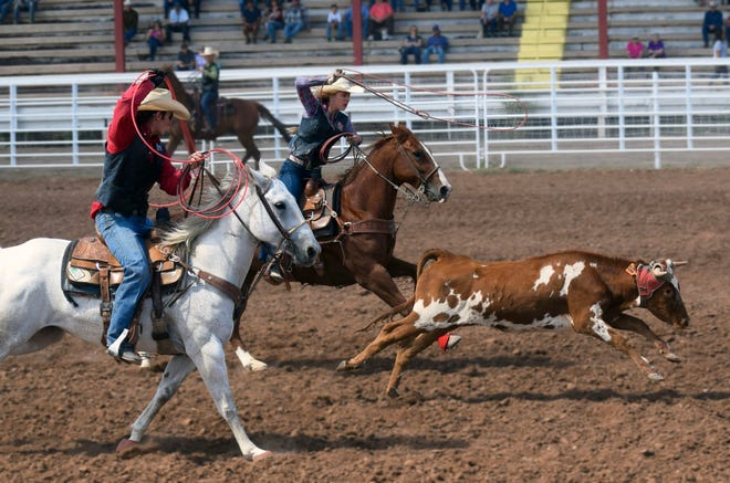 The New Mexico State rodeo teams concluded their fall 2019 season.