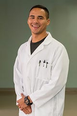 Western New Mexico University and Glendale Community College student Christian Topete is a researcher in the first ever cell-based HIV-1 mutant study.