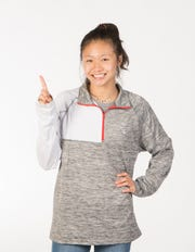 2019- Fall-PNJ All-Area Athlete - Claire Han portrait in Pensacola on Tuesday, Nov. 19, 2019.