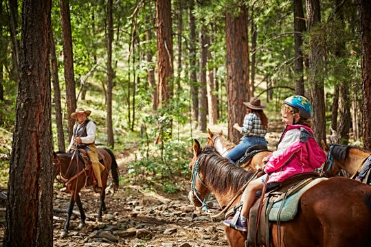 If you want to plan your escape from the Phoenix heat for next summer, Mormon Lake Lodge south of Flagstaff is offering a Giddyap Mountain Getaway Package that will save you 20% off regular rates.