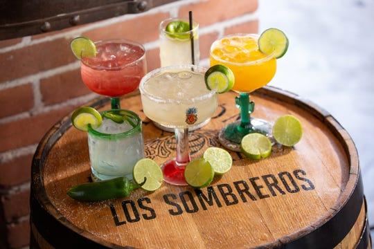 Mexican restaurant Los Sombreros opens in uptown Phoenix in SunUp taproom building.