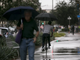 Remanentes de una tormenta tropical que avanza por el pacífico en México llega al Valle del Sol la tarde del 19 de noviembre, 2019, con lluvias que que se mantendrán hasta el jueves.