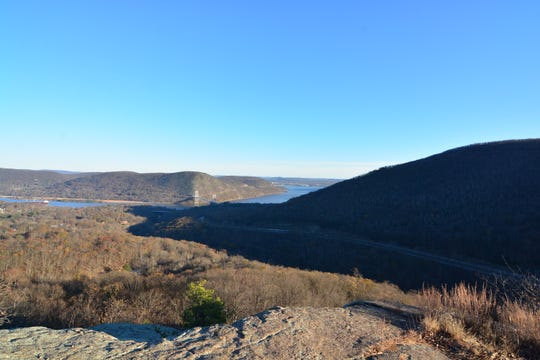 When you get to the top of The Torne, you'll be greeted with a spectacular 360-degreeview of the Hudson Valley, Bear Mountain Bridge and West Point.