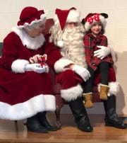 Dover Township will host a Breakfast with Santa on Saturday.