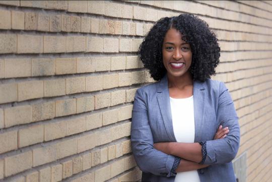 Samra Brouk, Democratic candidate for New York's 55th Senate District.