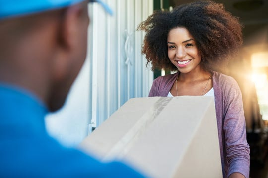 You can set your delivery options with UPS, the U.S. Post Office or another delivery carrier to require your signature before a package is delivered.
