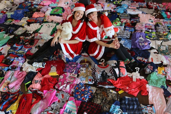 Epic Fitness is collecting items for itsEpic Pajama Drive through Dec. 16, and they need your help.