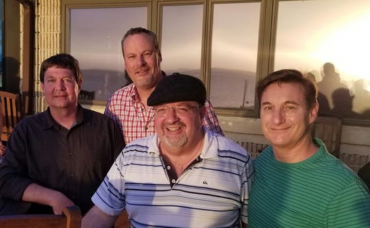 Local classic-rock quartet Identity Crisis will play B.J.'s On the Water at 6 p.m. Wednesday, Nov. 27.
