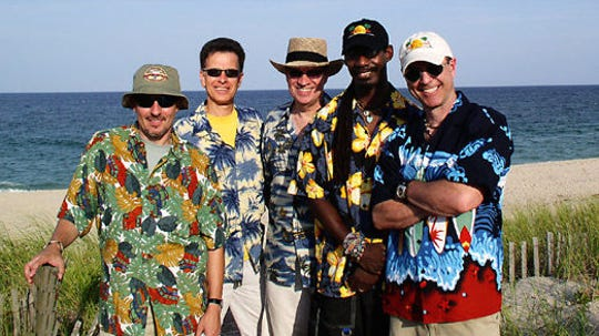 Jimmy Buffet tribute act Parrot Beach will play the Milton Theatre at 8 p.m. Saturday, Nov. 23.
