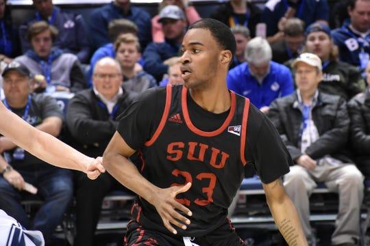 Southern Utah University basketball.