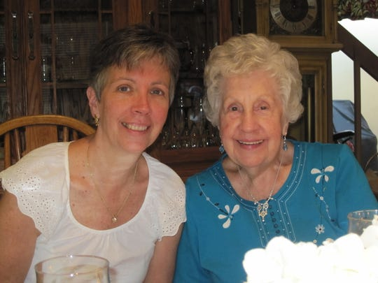 Even though Joanne Ringe knew that the nurses would take excellent care of her mother, it was difficult to admit that the time had come for her mother to receive hospice care.