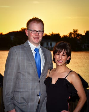 Tim and Rachel Carroll will serve as co-chairs for the 2019 Vero Beach Signature Chefs Auction benefiting the March of Dimes.