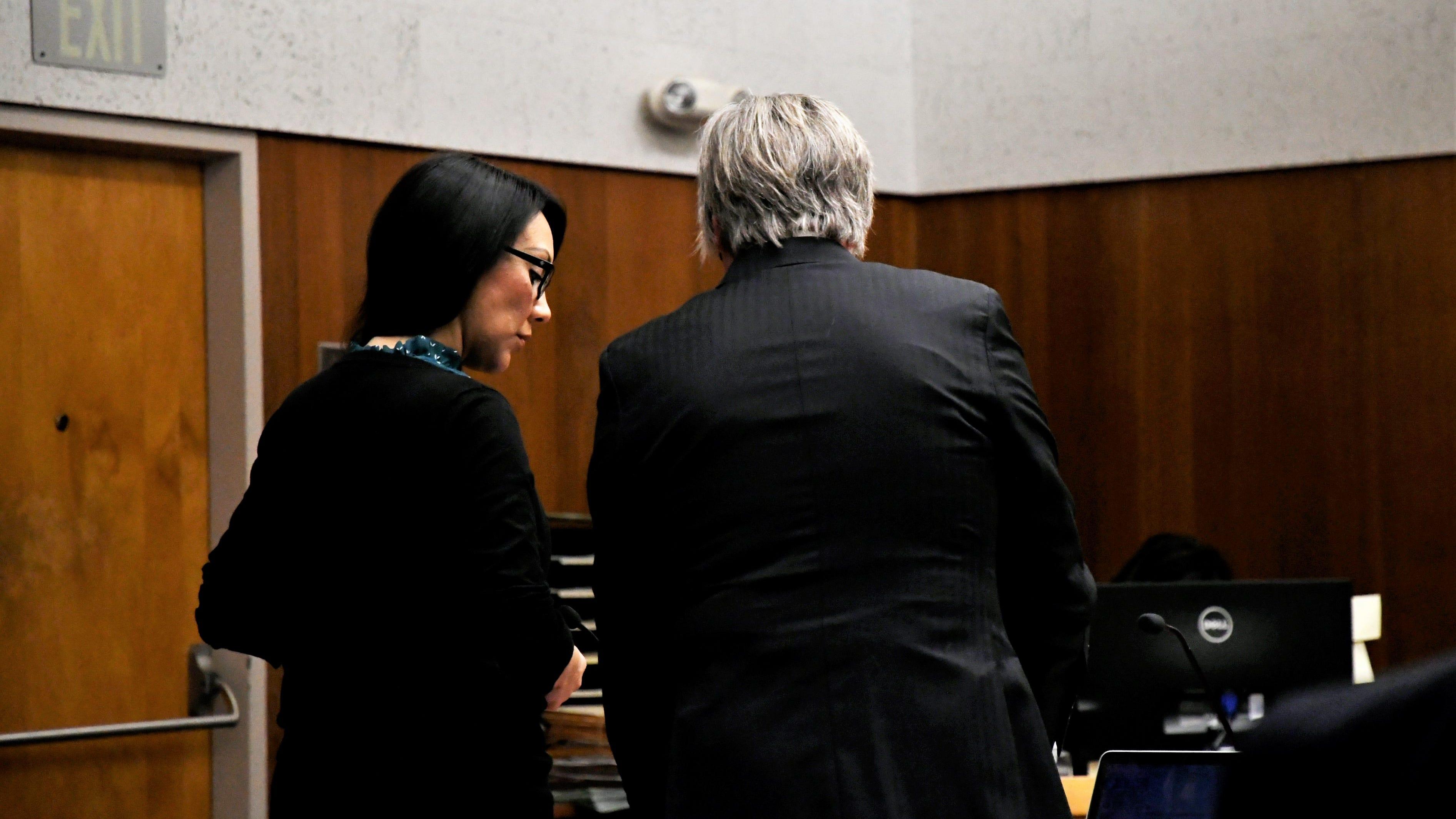 Defense makes closing remarks in Sandoval case