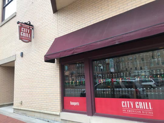 City Grill, a downtown Wausau restaurant adjacent to the Jefferson Street Inn, closed its kitchen in early November to become Benvenuto's City Grill. It will reopen in early December. City Grill is pictured here on Tuesday, Nov. 19, 2019.