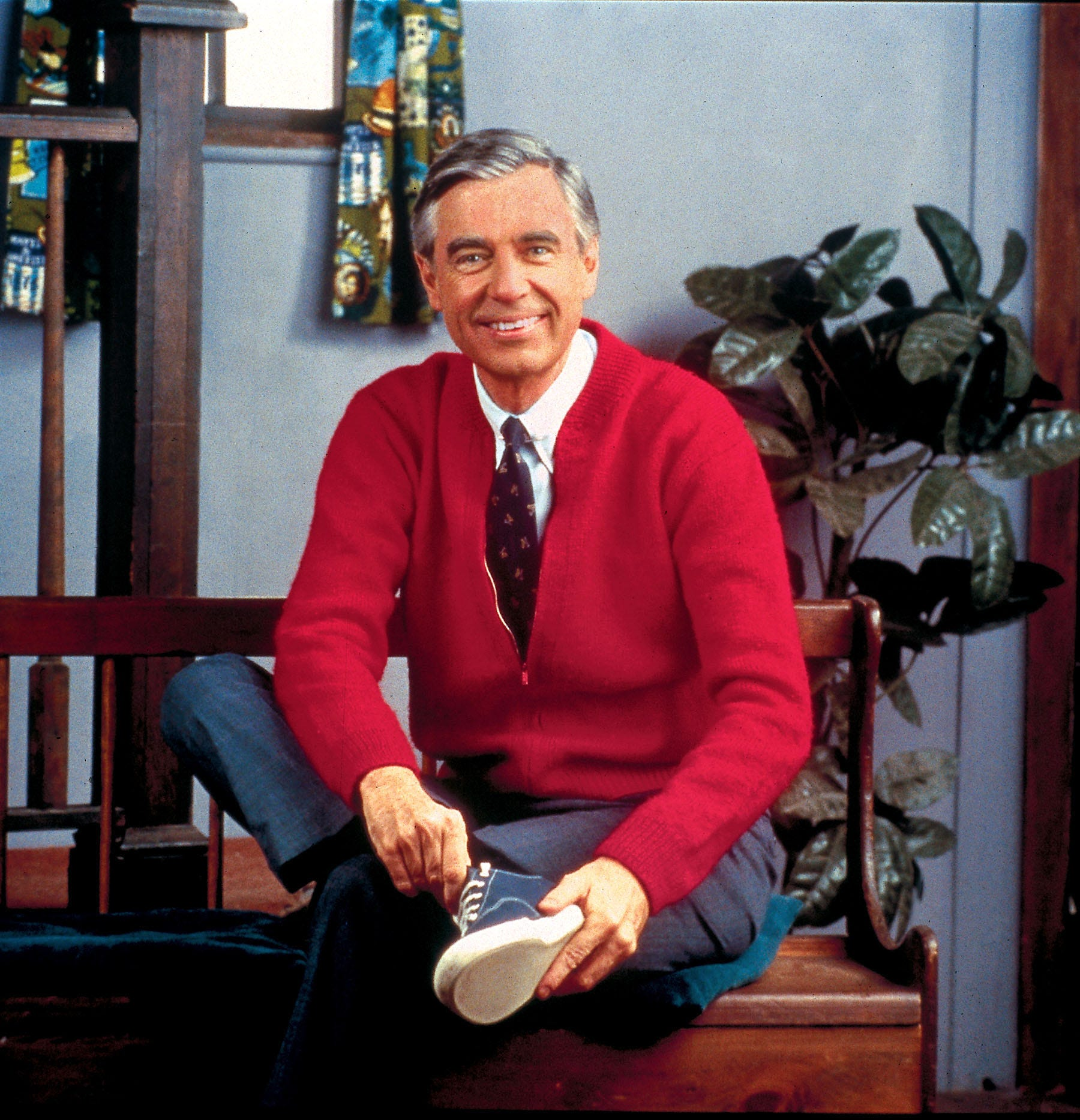 Fred Rogers What Did You Learn From Mr Rogers Let Us Know