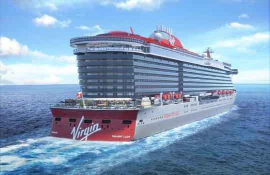 Virgin Voyages to add second cruise ship to its fleet: Valiant Lady coming in May 2021