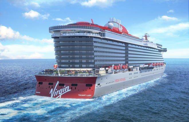 Virgin Voyages: 'Valiant Lady'